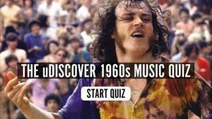 The uDiscover 1960s Music Quiz