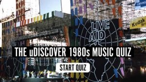 The uDiscover 1980s Music Quiz
