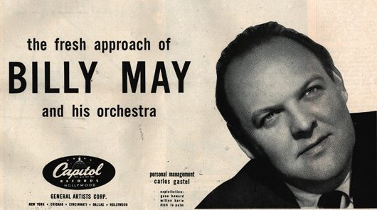 Billy May's Centenary