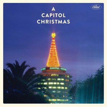 A Capitol Christmas Album Cover - 530