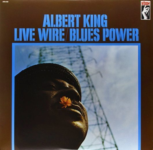 rediscover Albert King Live Wire/Blues power