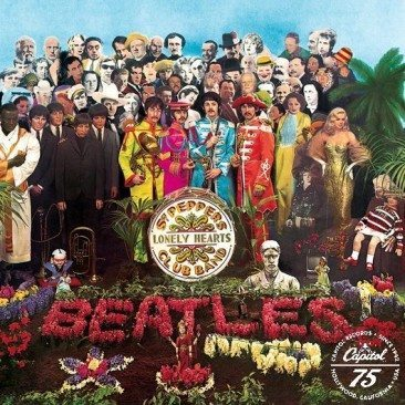 reDiscover 'Sgt. Pepper's Lonely Hearts Club Band'