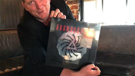 Ben Shepherd Opens Badmotorfinger Deluxe - 530