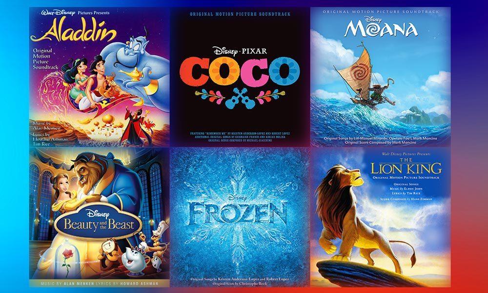 Feel The Love The Best Of Disney web optimised 1000