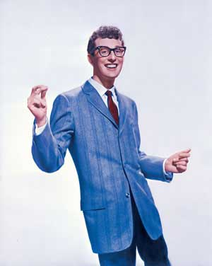 Buddy Holly Rock N Roll Image