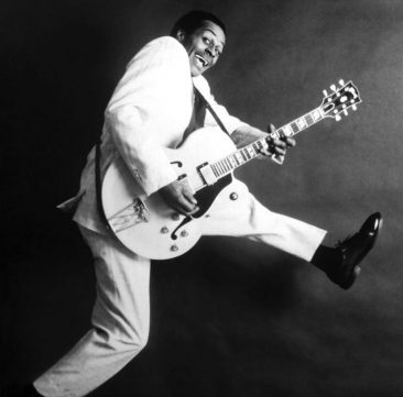 It's Got To Be Chuck Berry's 'Rock & Roll Music'