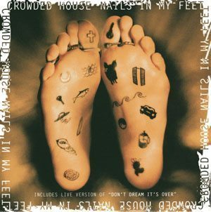 Crowded House Nails In My Feet Single Artwork - 300