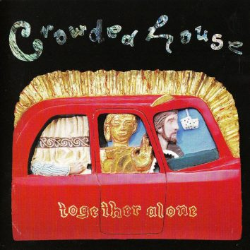 Crowded House Together Alone Album Cover