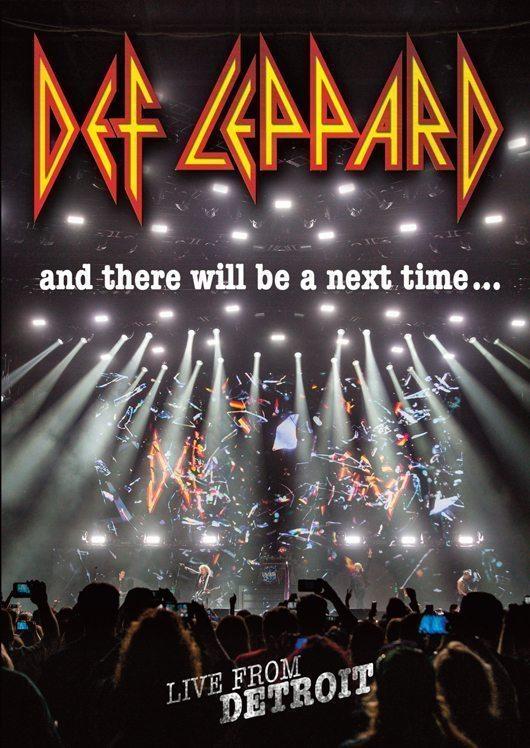 Def Leppard Roar On New Live Dvd Udiscover