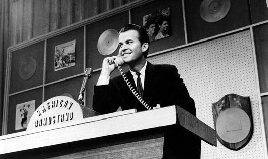 Image result for the debut of tv's american bandstand