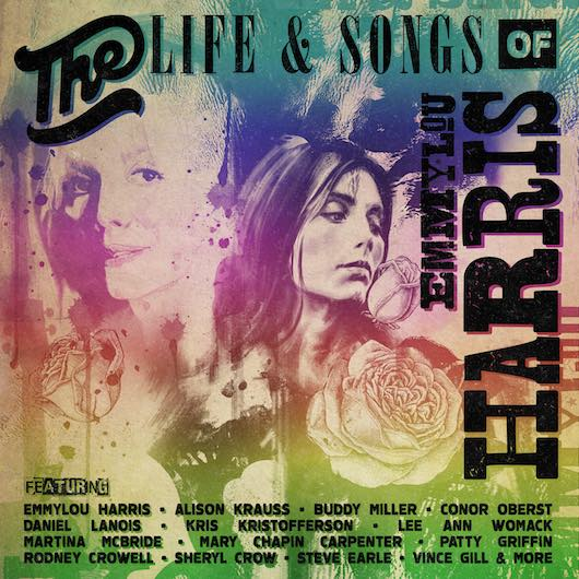 Emmylou's Stellar Celebration On CD, DVD, Blu-Ray