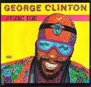 George Clinton Atomic Dog Single Artwork - 300