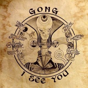 Gong I See You Album Cover - 530