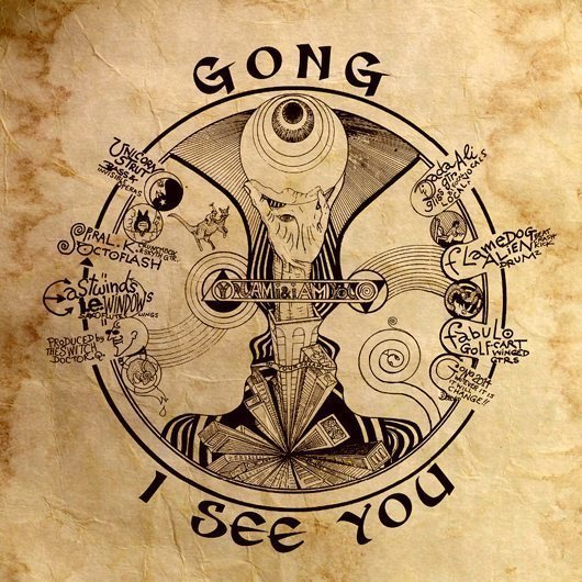 reDiscover Gong's 'I See You'