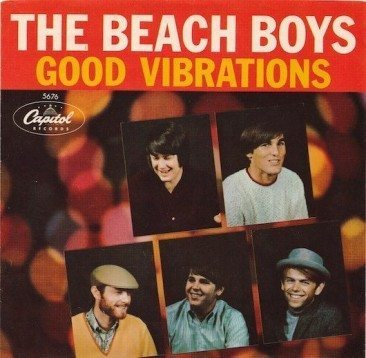 Good Vibes In Great Britain For Beach Boys