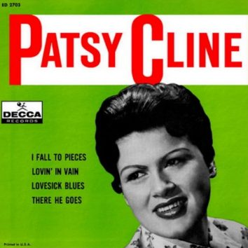 I Fall To Pieces EP Patsy Cline