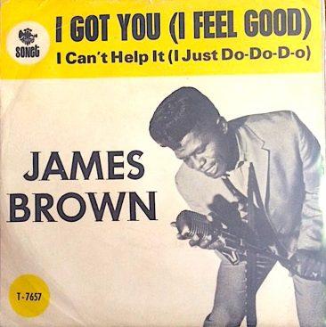 James Brown Feels Good