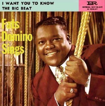 Teenage Toussaint Impersonates Fats Domino