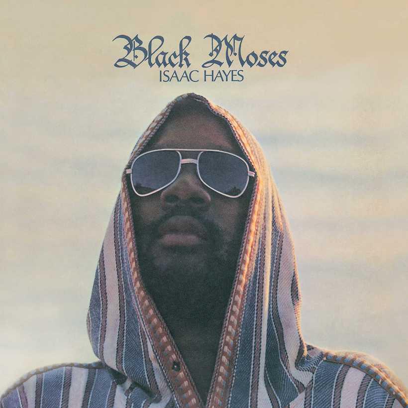 Isaac Hayes Black Moses