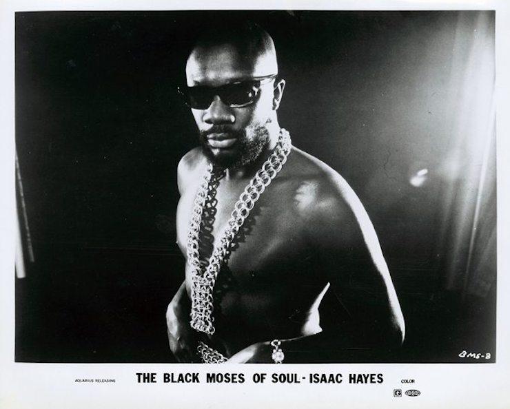 Isaac Hayes Promo Shot