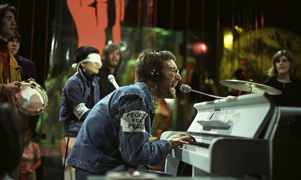 John Lennon on Top Of The Pops