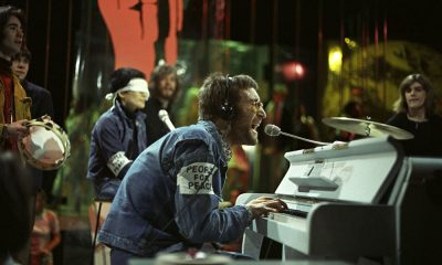 John Lennon on Top Of The Pops