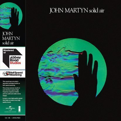 John Martyn Solid Air Half Speed Mastered - 413