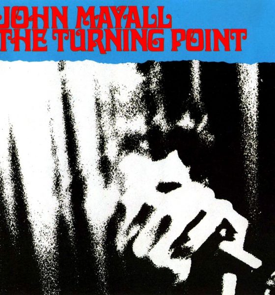 John Mayall The Turning Point album cover web optimised 820