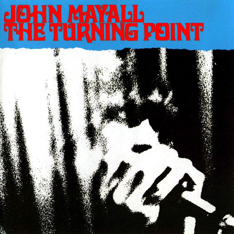 John Mayall The Turning Point album cover web optimised 820