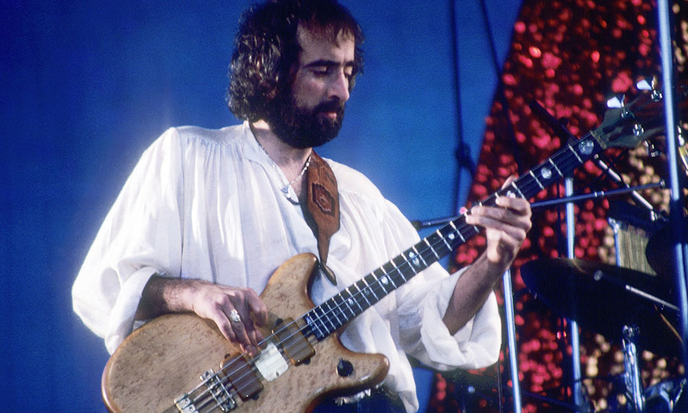 John McVie photo by Larry Hulst/Michael Ochs Archives/Getty Images