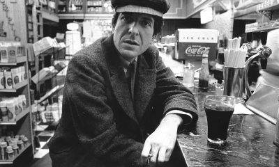 Leonard Cohen photo by Photo: Roz Kelly/Michael Ochs Archives and Getty Images