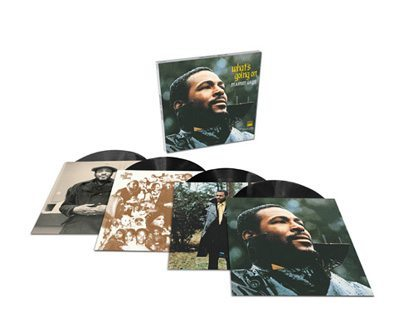 Marvin Gaye Deluxe Half Speed - 413