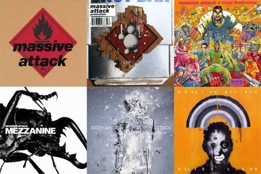 Massive attack in 20 songs udiscover for 100th window vinyl