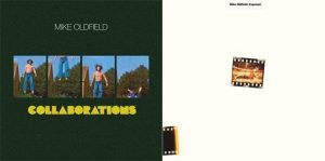 Mike Oldfield Collaborations And Exposed Artwork - 530
