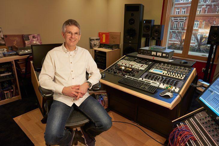 Miles Showell Abbey Road Studios Long Shot - 730