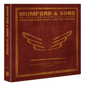 Mumford And Sons Dust And Thunder Deluxe Packshot - 300