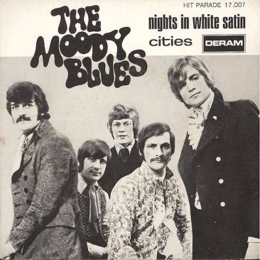 The Incredible Journey Of The Moody Blues' 'Nights In White Satin'