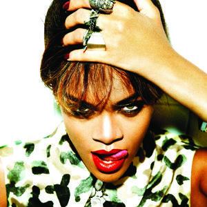 Rihanna Talk That Talk era - 300