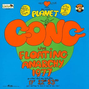 Planet Gong Live Floating Anarchy Album Cover web optimised 820
