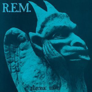 REM Chronic Town EP Artwork - 300