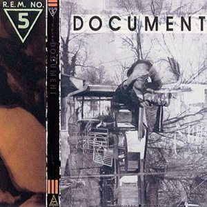 REM Document LP front cover - 300