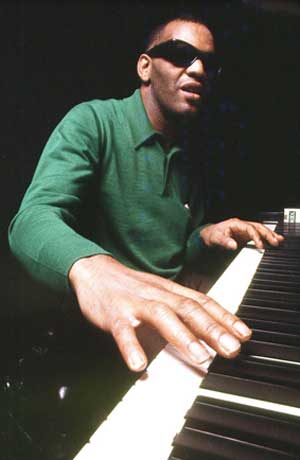 Ray Charles Rock N Roll Image