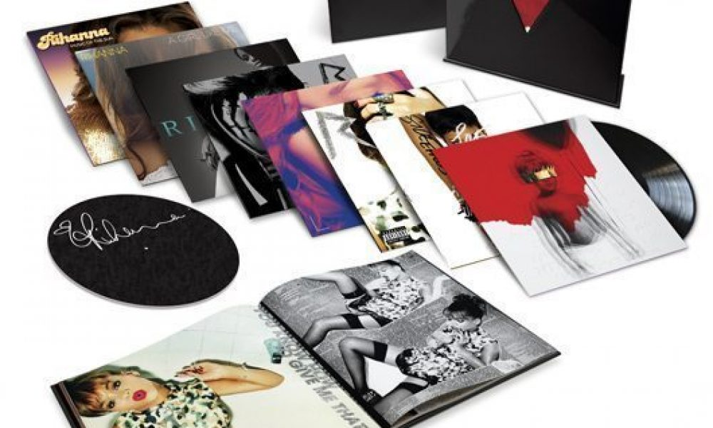 Rihanna Studio Album Vinyl Box - 530
