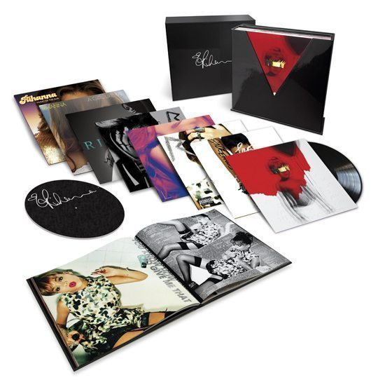 Rihanna Studio Album Vinyl Box - 530