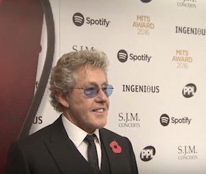 Roger red carpet