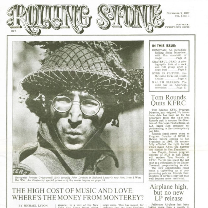 On The Cover Of The Rolling Stone | uDiscover