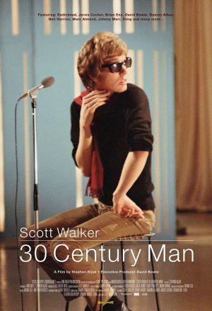 Scott Walker 30 Century Man poster - 300