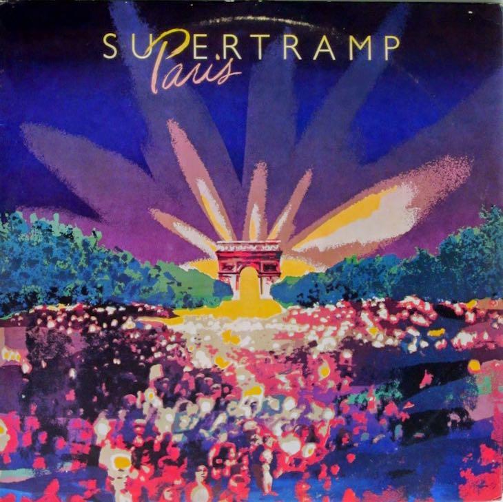 One Night In Paris For Supertramp
