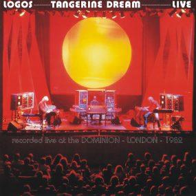 Tangerine Dream Logos Live album cover