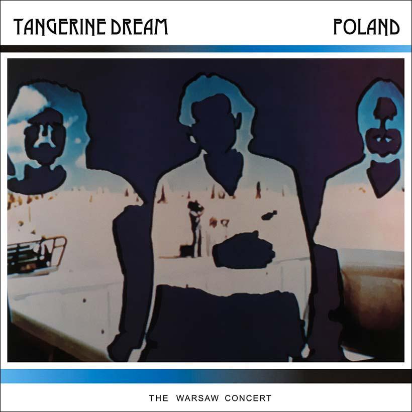 Tangerine Dream Poland album cover web optimised 820 with border
